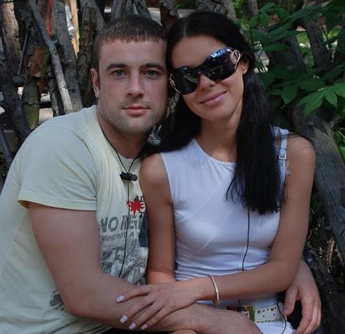Лёша Адеев и Яна Земит