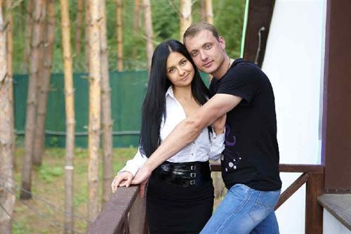 Лера Кашубина и Стас Морозов