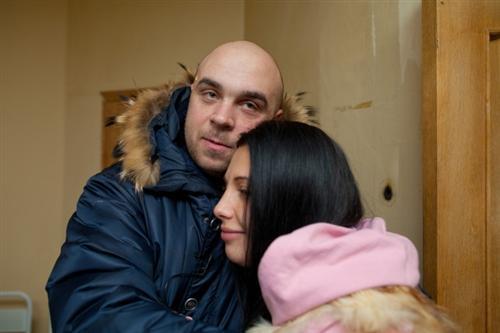 Варя Третьякова с Глебом Клубничкой