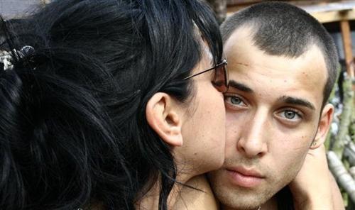 Виктория Карасёва с Дмитрием Чижевским