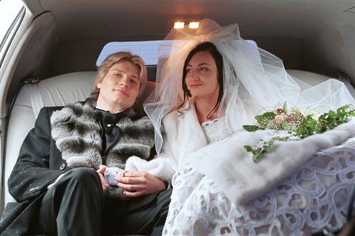 Свадьба Николая Баскова со Светланой Шпигель