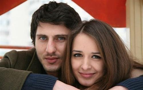 Павел Марсо и Маргарита Агибалова