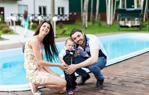 Семья Гобозовых в полном составе