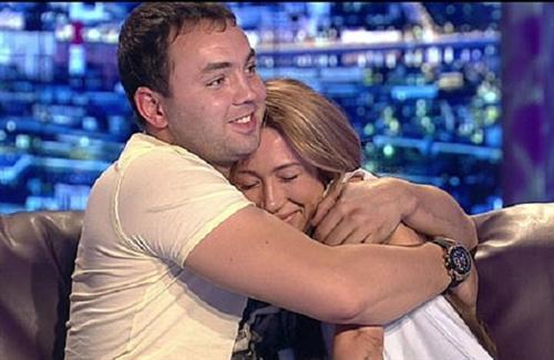 Александр Гобозов и Алена Ашмарина