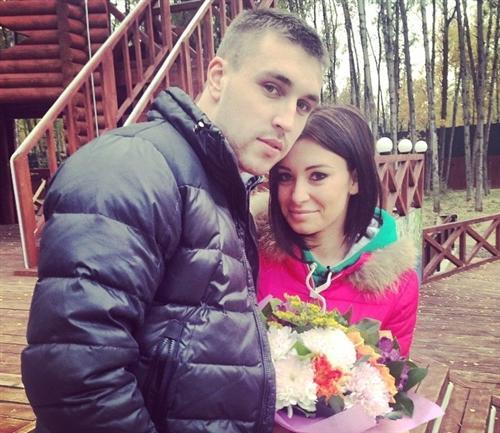 Анна Якунина и Игорь Трегубенко
