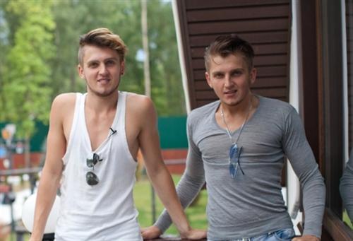 Борис и Никита Лаптинские
