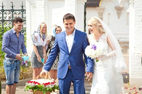 Дарья пынзарь свадебный размер