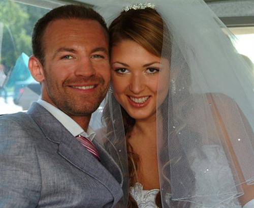 Свадьба Ирины Дубцовой и Романа Черницынан