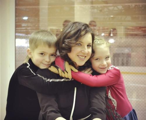 Слуцкая семья дети фото