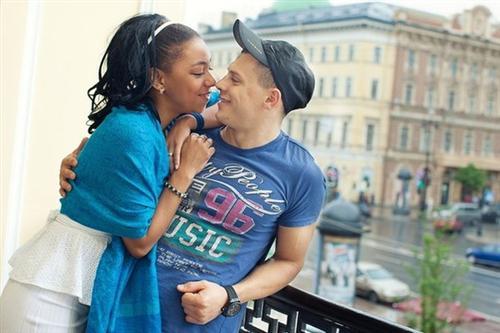 Либерж Кпадону и Ваня Барзиков