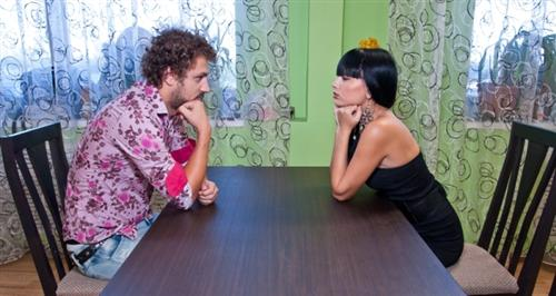Никита Кузнецов с Нелли Ермолаевой