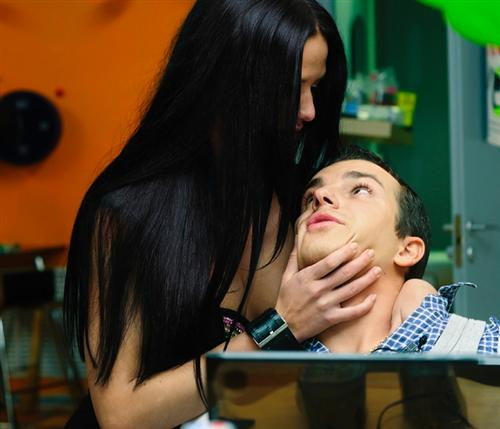 Светлана Давыдова и Алекс Матераццо