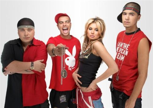 Тимур Юнусов в составе группы Банда