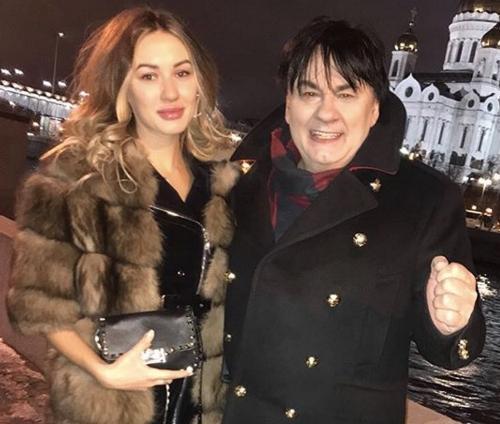 Дочь Александра Серова Мишель