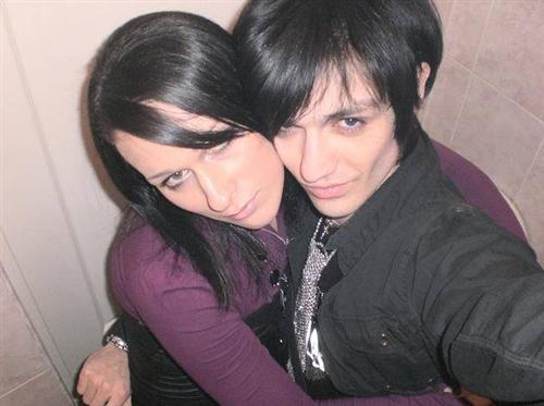 Александр Шепс и Илона Новоселова