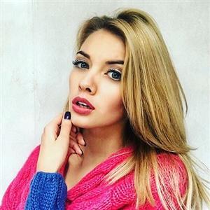 Анастасия Ерёмина - фото из Инстаграм
