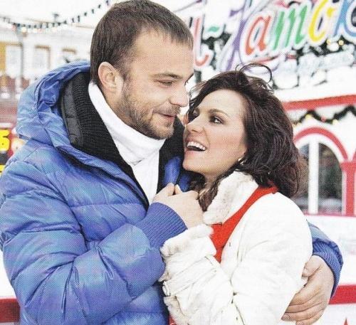 Андрей Чадов и Светлана Светикова