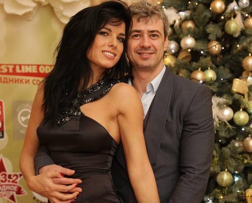 Андрей Романовский муж Ольги Романовской