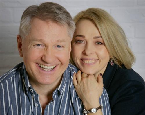 Анна Легчилова и её муж Игорь Бочкин