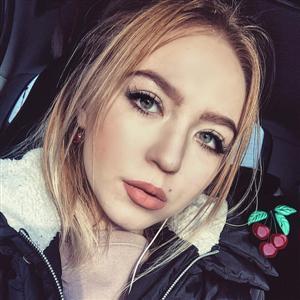 Дарья Андреева - фото из Инстаграм