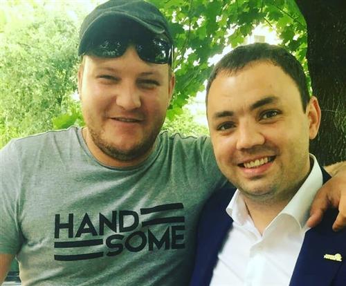 Дмитрий Кварацхелия в Доме-2