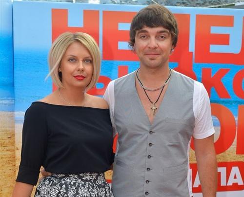 Дмитрий Люсек Сорокин с женой