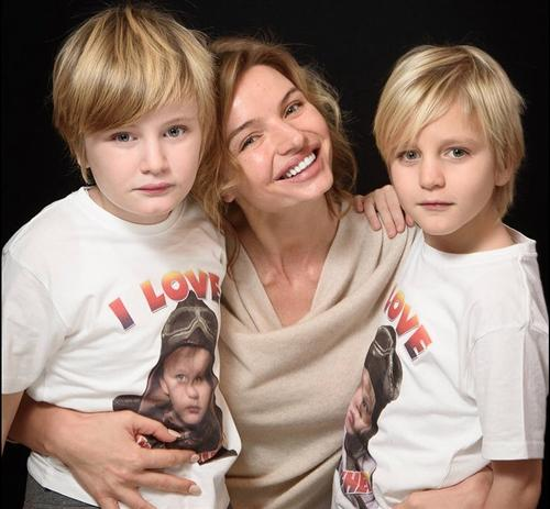 Миссис Москва 2018 Екатерина Лифшиц с детьми