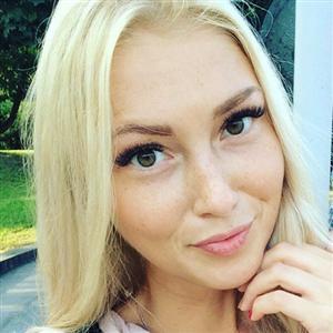 Екатерина Скютте - фото из Инстаграм