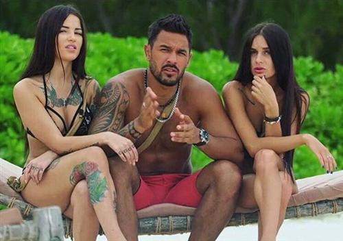 Эпифанио Лопес участник шоу Экс на пляже