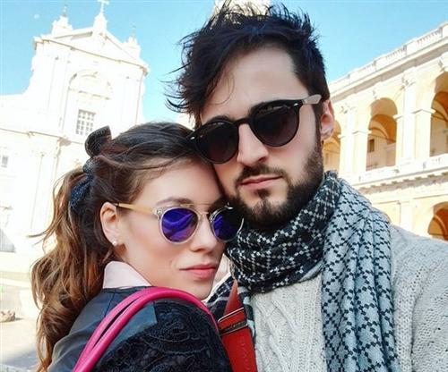 Эрика Барбато и Антонелло Кароцца