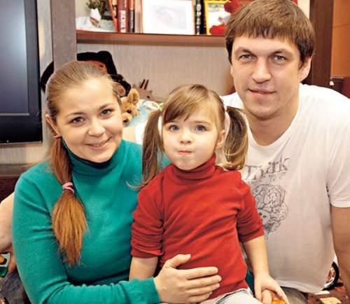Ирина Пегова и Дмитрий Орлов развелись