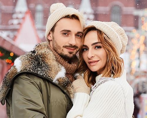 Константин Мякиньков и Екатерина Варнава (фото)