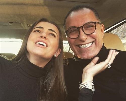 Ксения Дели и её муж египетский миллиардер