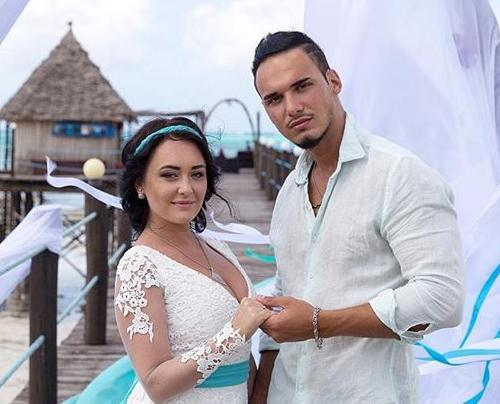 Ксения Побережная участница шоу Экс на пляже 2