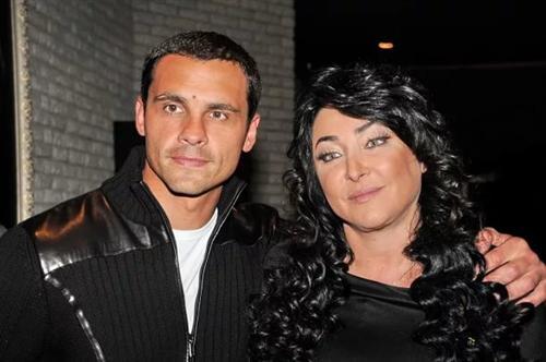 Лолита Милявская и её муж Дмитрий Иванов
