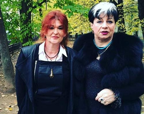 Ведьма Марина Зуева из Битвы экстрасенсов