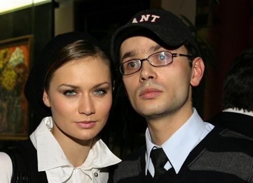 Мария Машкова и Артём Семакин