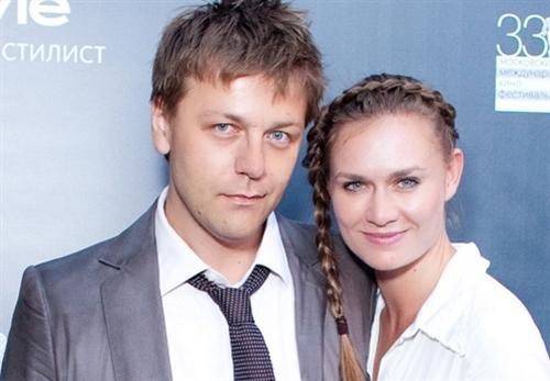 Мария Машкова и Александр Слободяник-младший