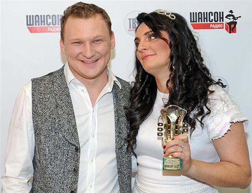 Михаил Бублик и Елена Ваенга
