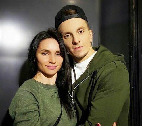 Михаил Шабанов и его жена