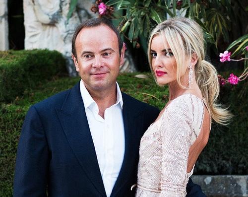 Наталья Якимчик и её муж Валерий Шевчук