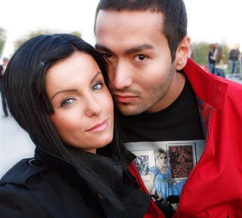 Парвиз Ясиной и Юлия Волкова