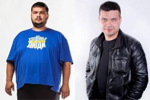 Петр Васильев (Взвешенные люди) фото до и после