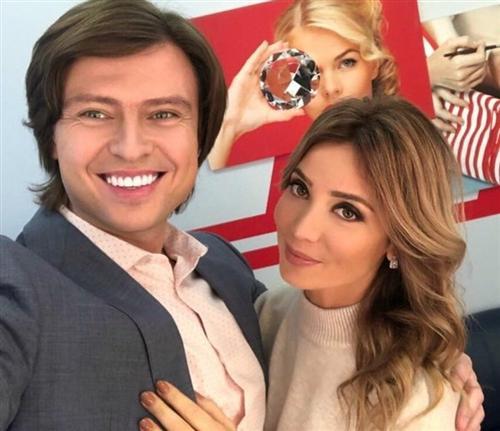 Прохор Шаляпин и Татьяна Гудзева