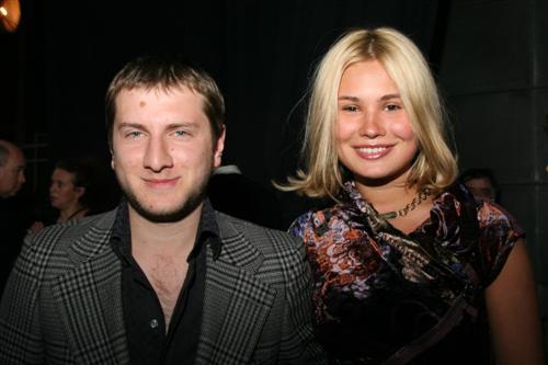 Резо Гигинеишвили и Настя Кочеткова