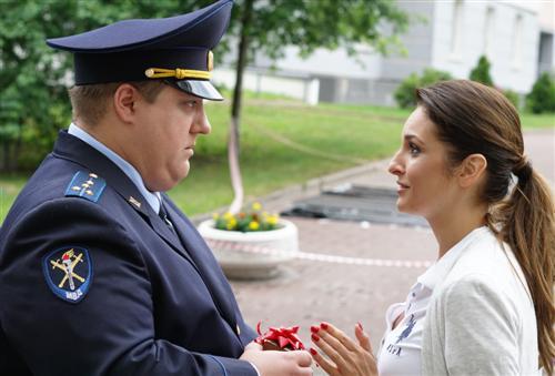 Мухич из Полицейского с Рублевки (актёр Роман Попов)
