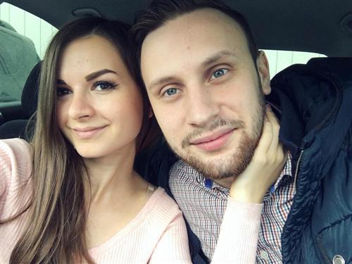 Руслан Кузнецов и Алёна Венум