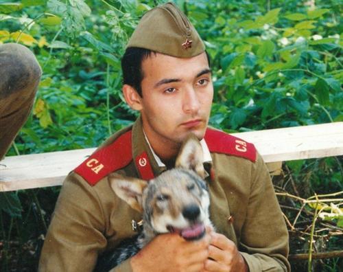 Саид Нигматулин в сериале Граница Таежный роман