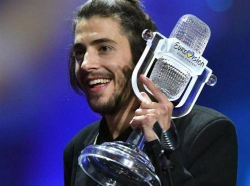 Сальвадор Собрал победитель Евровидения 2017