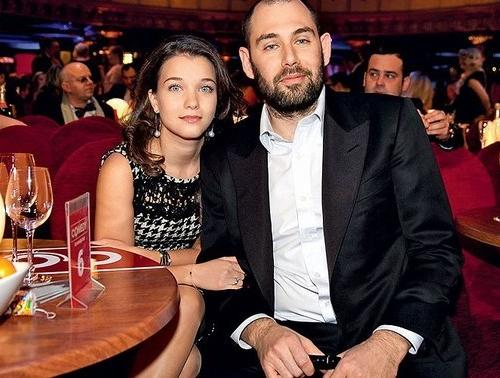 Семен Слепаков и его жена Карина (фото вместе)